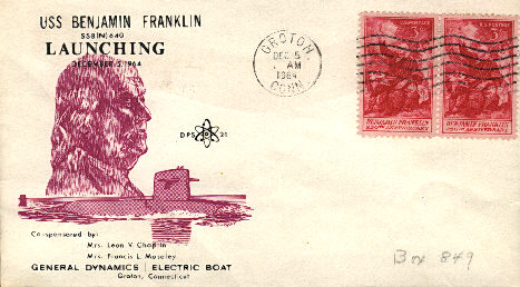 Benjamin Franklin Submarine