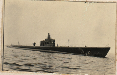Grampus Submarine