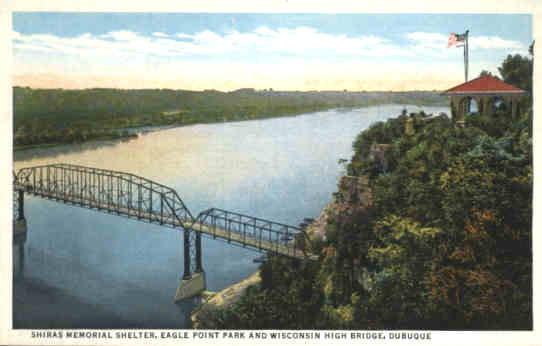Eagle Point Park and Wisconsin High Bridge