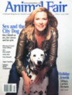 Animal Fair Magazine Front Cover