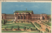 Union Station Post Card